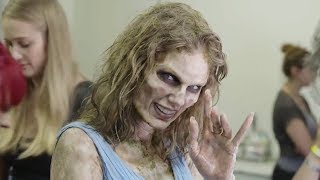 Taylor Swift Shows Off Zombie Transformation In LWYMMD BTS Video