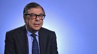 Bob Colacello, Journalist & Vanity Fair Special Correspondent: Talks at GS