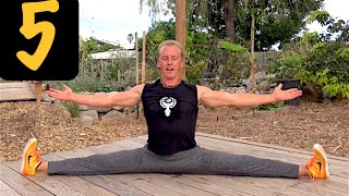 My Evening Kung Fu Workout - Jake Mace Martial Arts Routine!