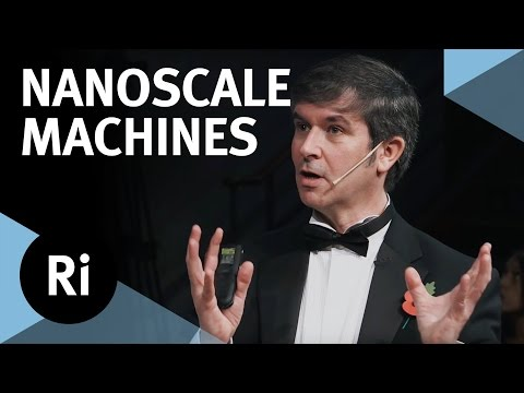 Nanoscale Machines Building the Future with Molecules