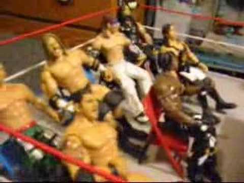 WWE FIGURES CLASS