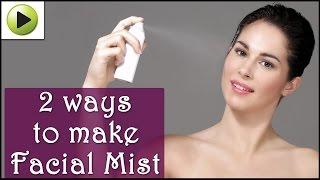 DIY Facial Mist