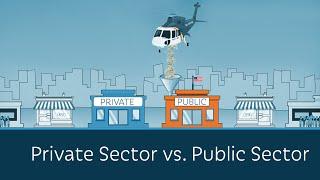 Private Sector vs.  Public Sector