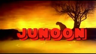 Junoon 1992 Movie Show reel/ Trailer. Bollywood Weretiger movie