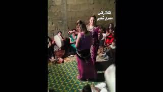 رقص شعبي مغربي