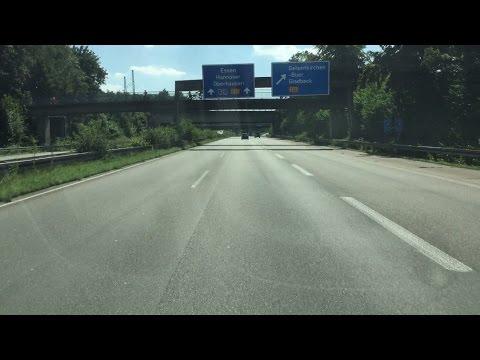 Autobahn A52/B224 von AK Marl Nord bis AS Essen/Gladbeck
