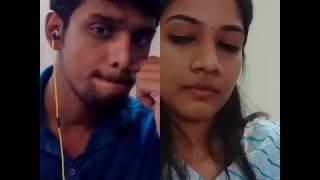 Scene smule-theri (cute scene) part -1
