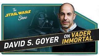 Behind the Mask of Vader Immortal and a Sneak Peek at Star Wars Resistance
