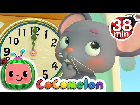 Xxx Mp4 Hickory Dickory Dock More Nursery Rhymes Amp Kids Songs CoCoMelon 3gp Sex