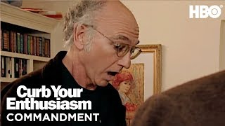 Curb Commandment: Proof Read | Curb Your Enthusiasm (2017) | HBO