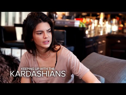 KUWTK Kendall Jenner Recounts Scary Stalker Incident E