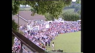 Ireland v West Indies One Day Cricket 1991 BBC Northern Ireland