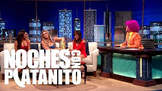 Bolsa de Intimidades con  La Coqueta, Anais y Andrea Rincon - Noches Con Platanito - Ep. 246