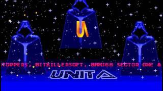 Unit A - Interceptor cracktro (amiga) 1988