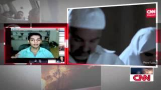 Filmmaker Ali Kareem on CNN International