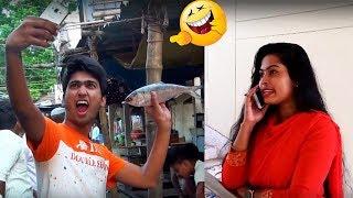 নববর্ষের ইলিশ || পহেলা বৈশাখ ফানি ভিডিও || New Bangla Funny Video 2018 ||