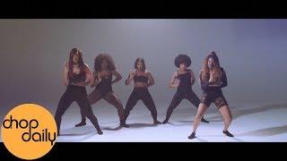Mr Eazi - Pour Me Water (Dance Tutorial Video)   Chop Daily