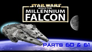 Build the Millennium Falcon Parts 60 & 61: The Three Fifth's Checkpoint!