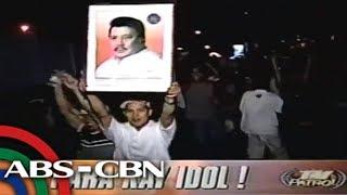 Supporters dumagsa sa EDSA matapos maaresto si Erap