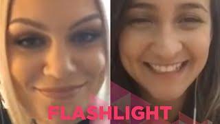 Bárbara Dias - Flashlight (Jessie J Smule Sing! Karaoke App)