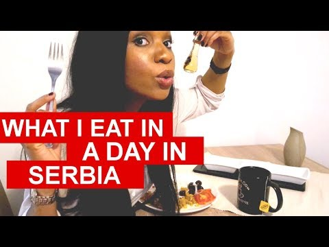 Xxx Mp4 What I Eat In A Day In Serbia American Tries Serbian Food 3gp Sex