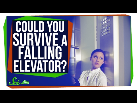 Could You Survive a Falling Elevator