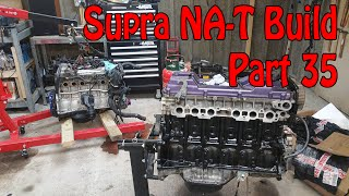 Toyota Supra NA-T Turbo Conversion - Part 35