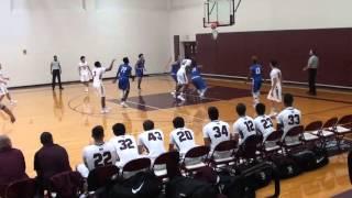 Jordan Burns full season highlights 2015-16