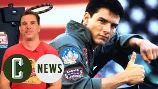 Top Gun 2 Confirmed by Tom Cruise, Filming Soon | Collider News