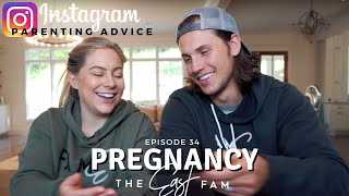 instagram parenting advice *funny AND cute* | the east family