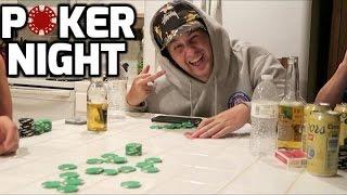 Poker Night! Taking Kids' Money?!