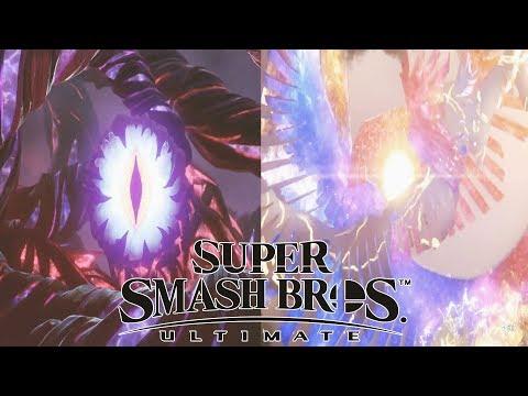Xxx Mp4 SUPER SMASH BROS ULTIMATE All Endings Ending Amp Final Boss World Of Light Ending True Good Bad 3gp Sex