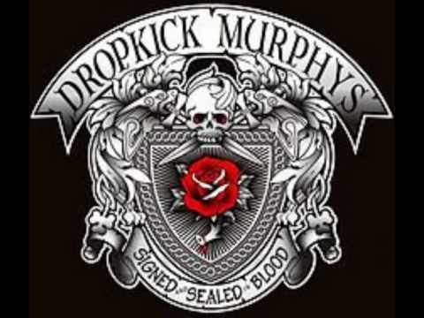 Dropkick Murphys-Rose tattoo