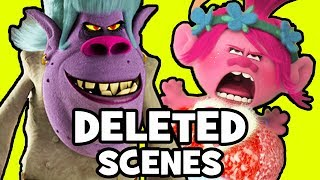 Trolls DELETED SCENES & SONG Explained - DreamWorks Animation