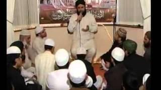 Noor Wala Aya Hai owais raza qadri MEHFIL E NAAT AT BRADFORD UK 2008