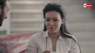 """واحد من أجمل المشاهد الرومانسية فى رمضان 2016 بين """"ميريهان"""" وعمرو القاضي .. الحلقة (9)"""