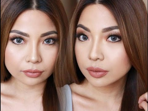 MICHELLY DY Makeup Tutorial | Paul Unating (MNL)