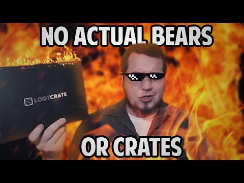 Xxx Mp4 LOOTCRATE October 2014 Unboxing With Baer 3gp Sex