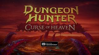 Dungeon Hunter: Curse Of Heaven Launch Trailer