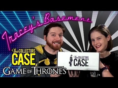 The Collectors Case Unboxing