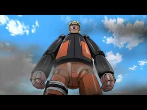 Naruto Vs Naruto Mecha