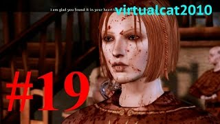 [19] Dragon Age: Origins HD - Sister Leliana (Human Mage Walkthrough, Ultimate Edition)