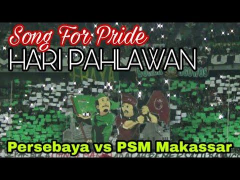 keren njir..!! Song for Pride dan Koreo Tema Pahlawan | Buka Laga Persebaya vs PSM Makassar