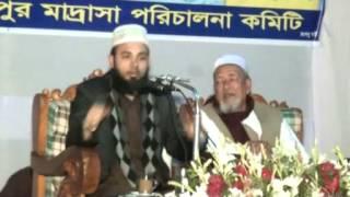 খুব সুন্দর বাংলা ওয়াজ New Bangla waz by Maw M A Basit Al Bashiri. Salman farsy (ra).er islam grohon.