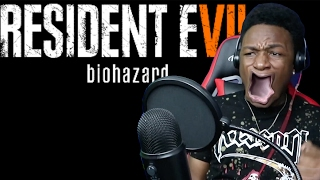 Resident Evil 7 is not for me : Episode none