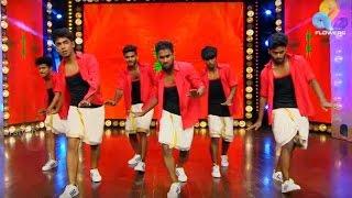 Flowers tv special dedication to Lalettan|Dsouls dance crew|2017
