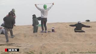 Palestine: Scores wounded by Israeli live ammo at Gaza border protest