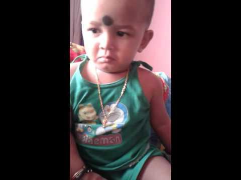 girl  crying on marathi ungai