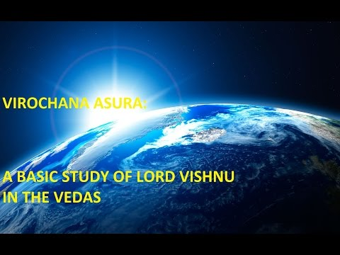 A BASIC STUDY OF LORD VISHNU IN THE VEDAS