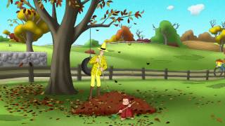 Curious George: A Halloween Boo Fest - Trailer